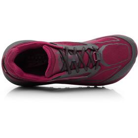 Altra Olympus 3.0 Trail Running Shoes Women gray/raspberry